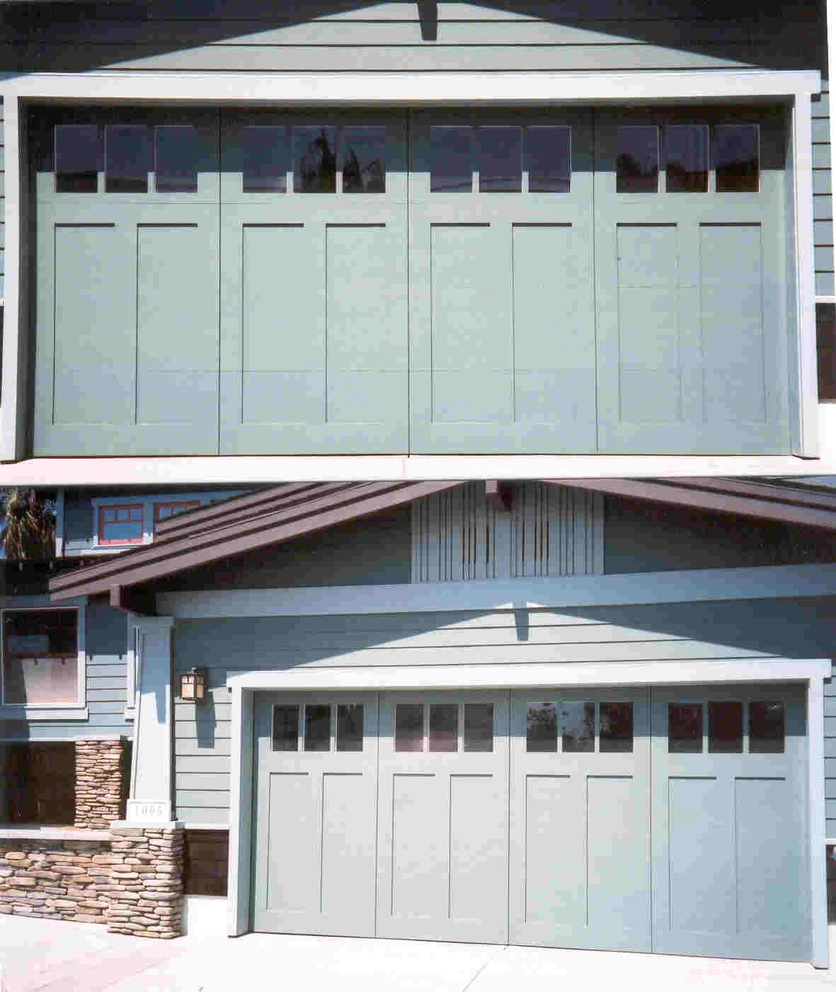 1400 #51667A BEACH AREA GARAGE DOOR wallpaper Garage Doors In My Area 37451181